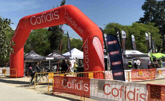 E-Bike Days by Cofidis de Valencia.