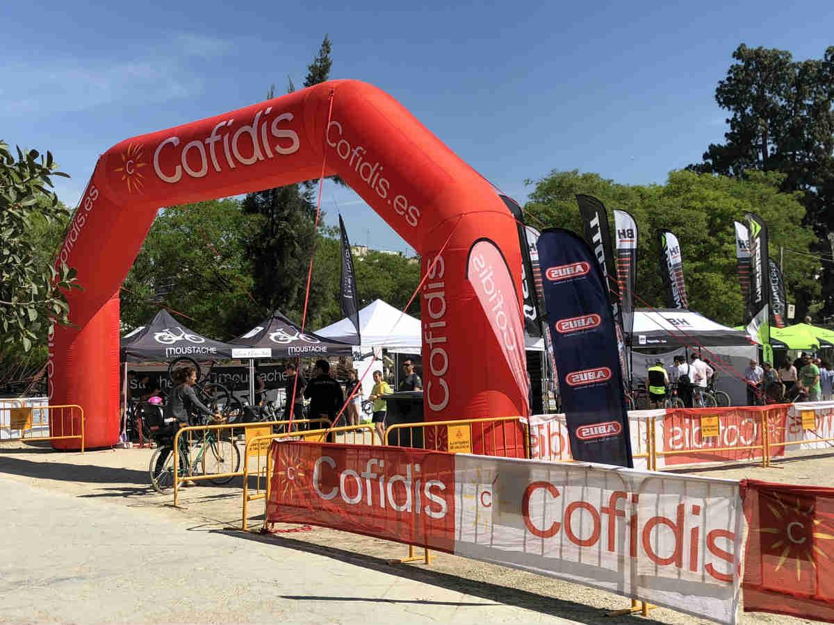 E-Bike Days by Cofidis de Valencia.
