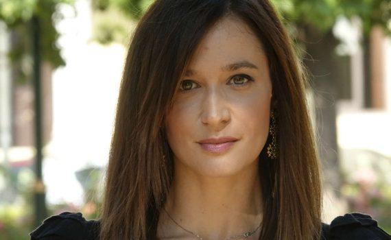 Elisa Pérez de Siles, Concejala Delegada de Deportes del Ayuntamiento de Málaga.